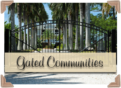 Gated Communities - Palm Beach Real Estate, Inc.