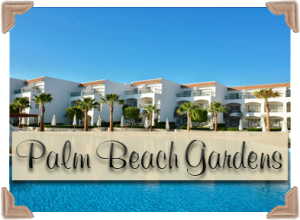 Palm Beach Gardens Real Estate Properties