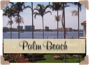 Palm Beach Real Estate Properties